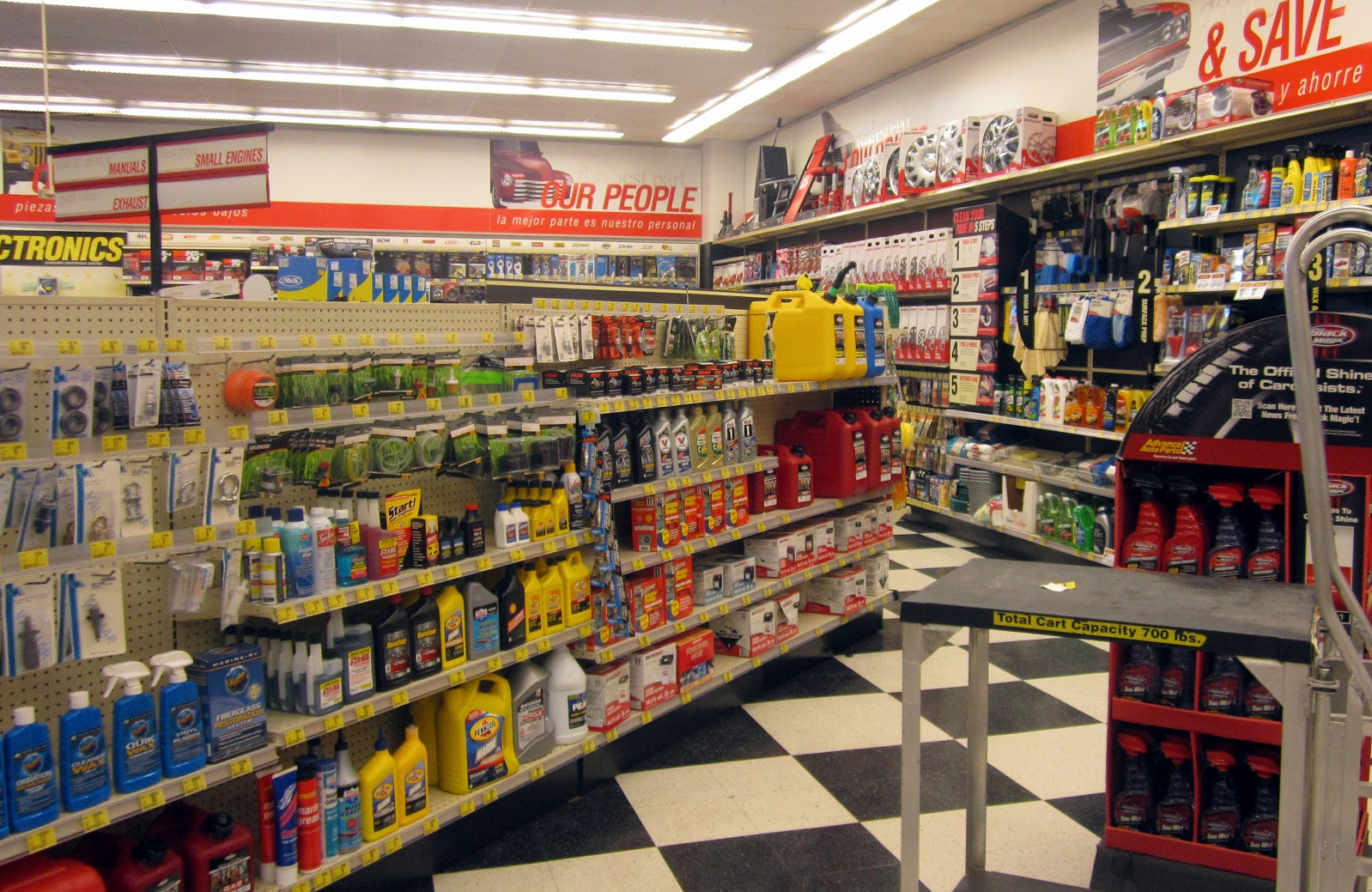 Budget Auto Parts >> Construction – Montreal Company